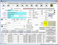 MIE Trak Shop Software screenshot